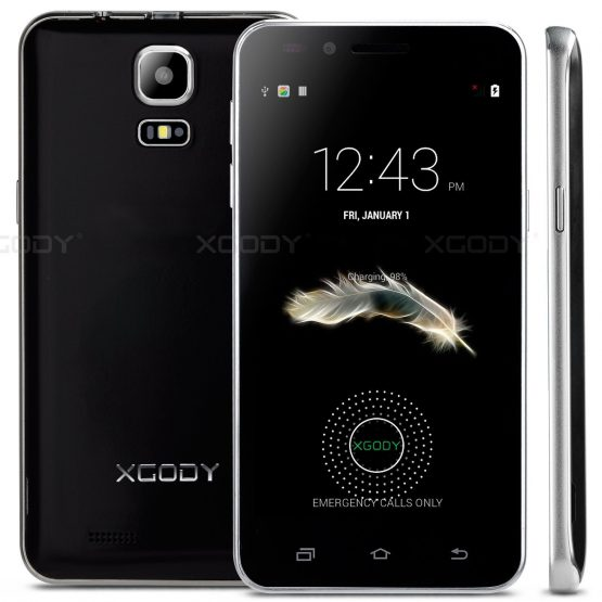 XGODY GSM Unlocked mobile Android5 1 4Core Cell Phone Smartphone 3G